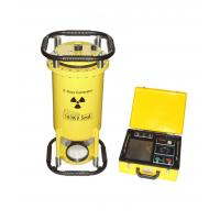 Ceramic X - ray Tube Portable X-ray Flaw Detector XXG-1605 with the Max penetration 18mm