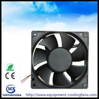 Buy cheap MX12038ABL1 Computer Cooling Fans 24v 48v Sleeve / Ball Bearing Dc 12v 2800RMM from Wholesalers