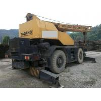 USED TADANO TR-180E 18t Rough terrain crane for sale original japan for sale