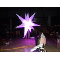 5m Fairy Custom Inflatable Products Pink Model For Adversiting Show
