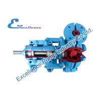 Buy cheap Metal Lined Horizontal Mining Centrifugal Slurry Pump in Metal Mine from Wholesalers