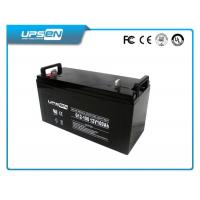 SLA 12V Rechargeable Battery for UPS Power System