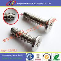 China Stainless Steel Type BT Thread Cutting Screws on sale