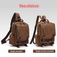 Buy cheap 2017 New arrival single Ramp shoulder backpack double shoulders backpack with zipper Dual Use men and women backpack from Wholesalers