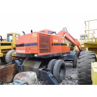 Used HITACHI WH03 WHEEL EXCAVATOR FOR SALE Original Japan for sale