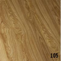 China Wax High quality laminated flooring wood flooring in shandong on sale