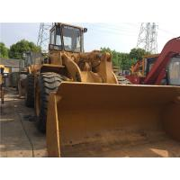 China Used Wheel Loader CAT 966E