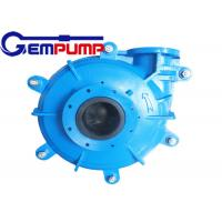China 8/6 E-AH Single Stage Centrifugal Pump /  Pump Parts on sale