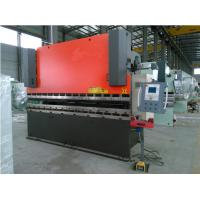 Buy cheap High Strength CNC Sheet Metal Bending Machine With Steel Welded Construction from Wholesalers