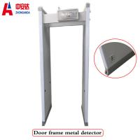 Buy cheap 18 Zones LED Walk Through Body Door Frame Metal Detector for Security Checking from Wholesalers