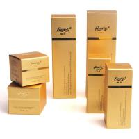 Buy cheap Rose Gold Custom Cosmetic Packaging Boxes For Nutritive Skin Care Products from Wholesalers