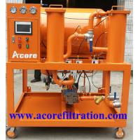 Buy cheap Vacuum Dehydration Oil Purification Systems Manufacturer,Oil Purifying Machine from wholesalers