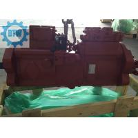 Buy cheap Red Komatsu PC300 Excavator Specs Piston Type Hydraulic Pump K5V140DTP-9N29 from Wholesalers