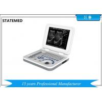 Buy cheap Hospital Equipment Portable Ultrasound Machine With 10.4 Inch LED Displayer from Wholesalers