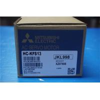 Buy cheap 100W Mitsubishi AC Industrial Servo Motor HC-MFS13 / HC-KFS13 Japan Motor from Wholesalers