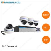 Buy cheap 1080p HD ir dome power line communication camera security system for home from Wholesalers