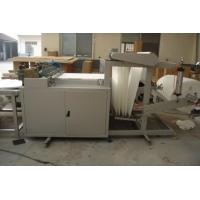 Buy cheap Disposable Fabric Roll Cutter Slitting Machine Nonwoven 3KW AC380V 220V 50HZ from Wholesalers