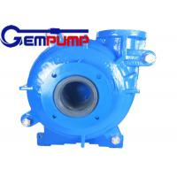 Buy cheap 6/4E-Ah Slurry Pump / Heavy Duty Mineral Processing Centrifugal Coal Mining Slurry Pump from Wholesalers
