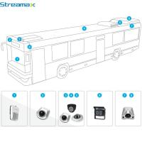 Buy cheap vehicle blackbox dvr  5ch HD Car DVR for Bus/Taxi/Truck/Tank/Police Car/school bus from Wholesalers