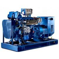 Quality 64KW / 80KVA 1500rpm Water Cooling Marine Diesel Generator Deutz Generator Set for sale