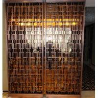 Buy cheap decorative stainless steel wall panel/wall partition with color and design from Wholesalers
