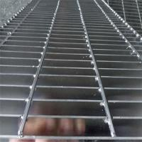 China Galvanized 25mm * 5mm Tooth Metal Floor Grates Made Of Carbon Steel on sale