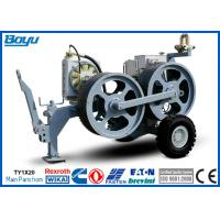 Buy cheap 800mm Wheel Samll Machine 950kg Line Tension Stringing Equipment for Overhead Powerline from wholesalers