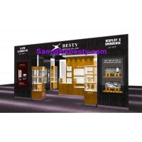 Buy cheap jewellery fair booth display showcases and window cabinets from wholesalers