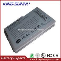 Buy cheap Laptop Battery for Dell Inspiron 500M 510M 600M Latitude D500 D510 D600 D610 from Wholesalers