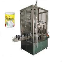 Manufactory 2-step Goat milk powder filling packing machine powder filler for sale
