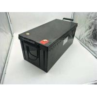 China 12V 200ah LFP battery pack built in BMS  Lithium iron Battery for Telecommunication Base Stations on sale