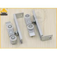 China Zinc Alloy Sliding Door Hardware Wardrobe Door Roller 90*26*30mm on sale