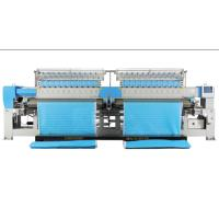 Buy cheap Straight Line Automatic Embroidery Sewing Machine 22 Heads For Quilting 1.6m Blankets from Wholesalers