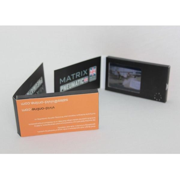 Buy Innovative business card with video 2.4\'\' LCD screen video ...