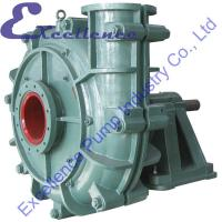 Buy cheap Large Capacity High Density Grease Lubrication Centrifugal Slurry Pump from Wholesalers