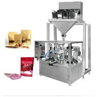 SUS304 sunflower seed premade pouch filling sealing machine for sale