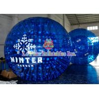 Buy cheap Strong PVC/TPU Inflatable  Human Zorb Balls For Outdoor Sports Games from Wholesalers
