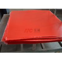 Buy cheap Standard Size UPGM 203 Insulation Sheet / Red Fiberglass Sheet In 39′×47′ from Wholesalers