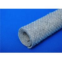 Buy cheap Anti Bacteria Felt Underlay / Nonwoven Fabric Base Cloth with Dots from Wholesalers