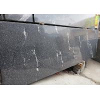 Buy cheap Snow Grey Granite Slabs Polished , Granite Half Slabs For Exterior Wall Cladding from Wholesalers