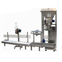 Factory filling machine semi automatic 25kg powder packing machine,5~50kg heavy for sale