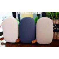 Buy cheap Stone Pebbles MobilePhone Charger 10400 mah Customization LOGO Power Bank from wholesalers