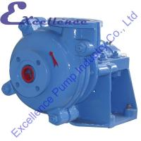 Buy cheap Heavy Duty Industrial Centrifugal Slurry Pump With Wear-Resistant Metal Liners from Wholesalers