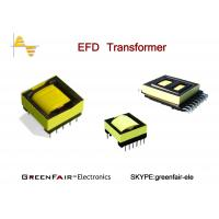 Buy cheap Low Height High Frequency Transformer EFD Series With High Power ISO9001 Approved from Wholesalers