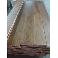 China wide plank American Walnut Engineered wood flooring wIth classic ABC grade on sale