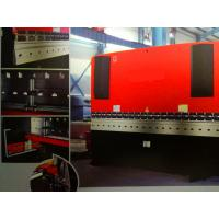 Buy cheap 80t X 3200 CNC Metal Bending Machine , Hydraulic Steel Plate Bending Machine from Wholesalers