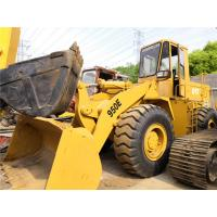 China Used Cat 950E Wheel Loader