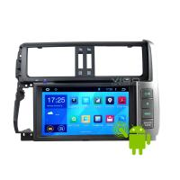 Buy cheap Android 4.4.4 System Autoradio for Toyota Land Cruiser Prado 150 Car Stereo DVD Android 4.4.4 System from Wholesalers