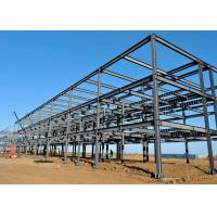 China Environmental Prefab Light Steel Frame Structure Construction Buildings Multi Storey factory