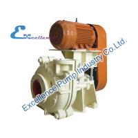 Buy cheap Corrosion Resistant Centrifugal Slurry Pump With Metal Lined For Mining from Wholesalers